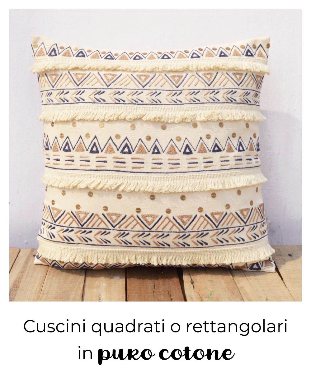 Cuscini decorativi